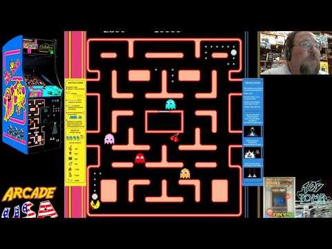 Tiny Arcade Ms Pac Man/Galaga Combo Giveaway!