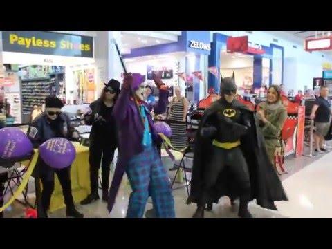 Partyman - Joker Gang, Batman, Lara Croft And Snow White