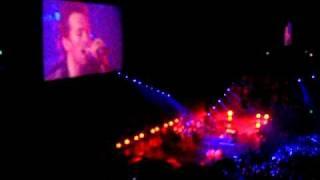Coldplay Live in Australia. Politik...
