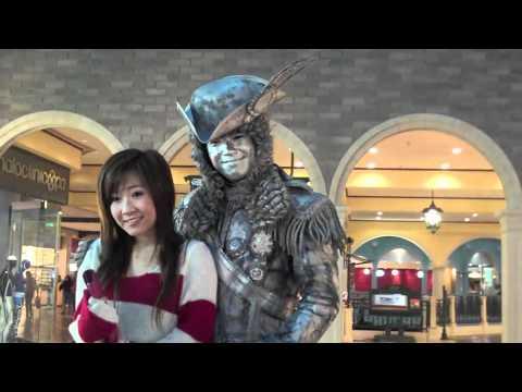 Visit Macau with Bubz
