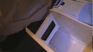 Бежит стиральная машина