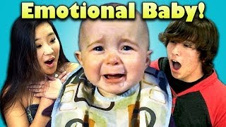 TEENS REACT TO CRYING BABY thumbnail