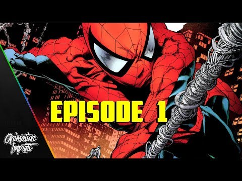Spiderman Pivot Series Season 1 Episode 1