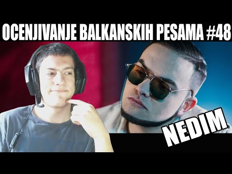 OCENJIVANJE BALKANSKIH PESAMA - Nedim - RICHIE (Official Video)
