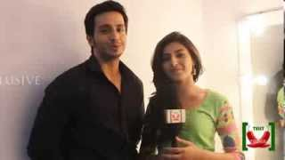 Param aka Randhir & Harshita aka Sanyukta - Chit Chat with Telly Tadka