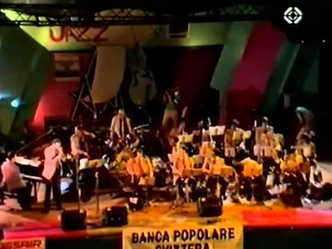 "Gary Smulyan, Baritone Sax  - ""Three & One"" (Thad Jones) Mel Lewis Orchestra Lugano Switzerland 1985"