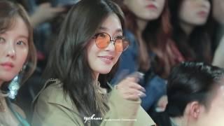 Video 【TYCHE801】170329 Seoul Fashion Week YCH Show-Tiffany download MP3, 3GP, MP4, WEBM, AVI, FLV Agustus 2018