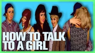 How To Talk To A Girl: 3 EASY Conversation Starters!