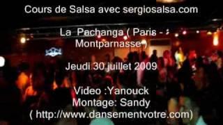 Cours de Salsa - La  Pachanga ( Paris - Montparnasse )
