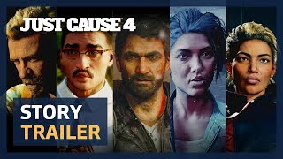 Just Cause 4: Story Trailer [ESRB]