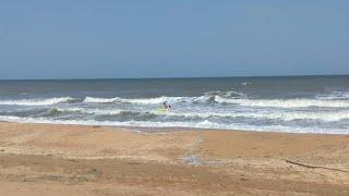 Азовское море лучше Черного? Безлюдные пляжи,чистое море. Станица Голубицкая.  База отдыха Рябинушка