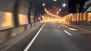 用賀〜大橋JCT〜小菅・首都高速運転苦手下手怖くても上達安心