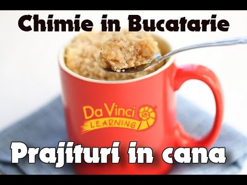 chimie in bucatarie 3 prajitura in cana mug cake ft bettyl club