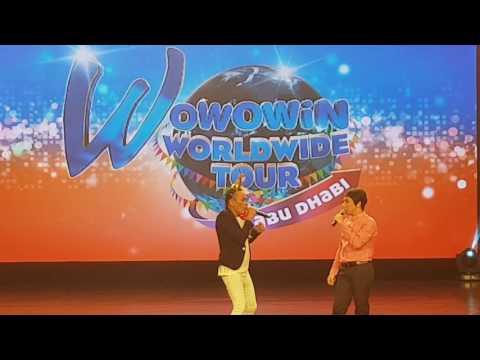 Wowowi World Tour AbuDhabi Tekla & Donita Nose