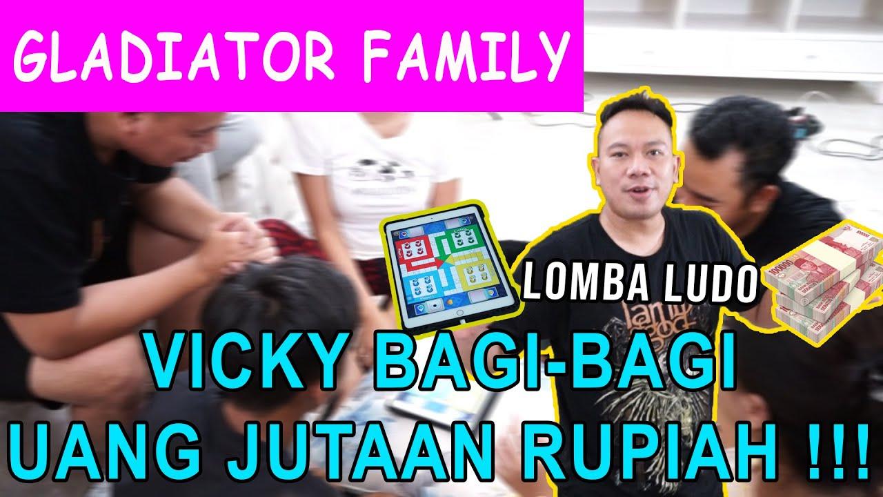VICKY PRASETYO   PERTANDINGAN LUDO, HADIAH JUTAAN RUPIAH !!!