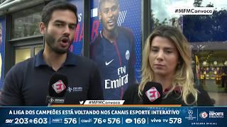 Novo parceiro de Neymar? Transferência de Mbappé para o PSG seria uma
