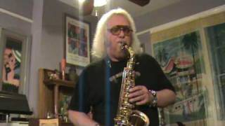 Saxgourmet SOLID COPPER alto saxophone neck