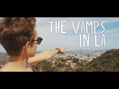 The Vamps In LA (Disney RDMAs, Hollywood, Santa Monica & Recording)