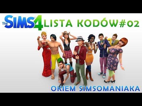The Sims 4 - Kody do gry, cheaty #02 de YouTube · Alta definición · Duración:  12 minutos 56 segundos  · Más de 143.000 vistas · cargado el 07.11.2014 · cargado por Jon Spaghetti