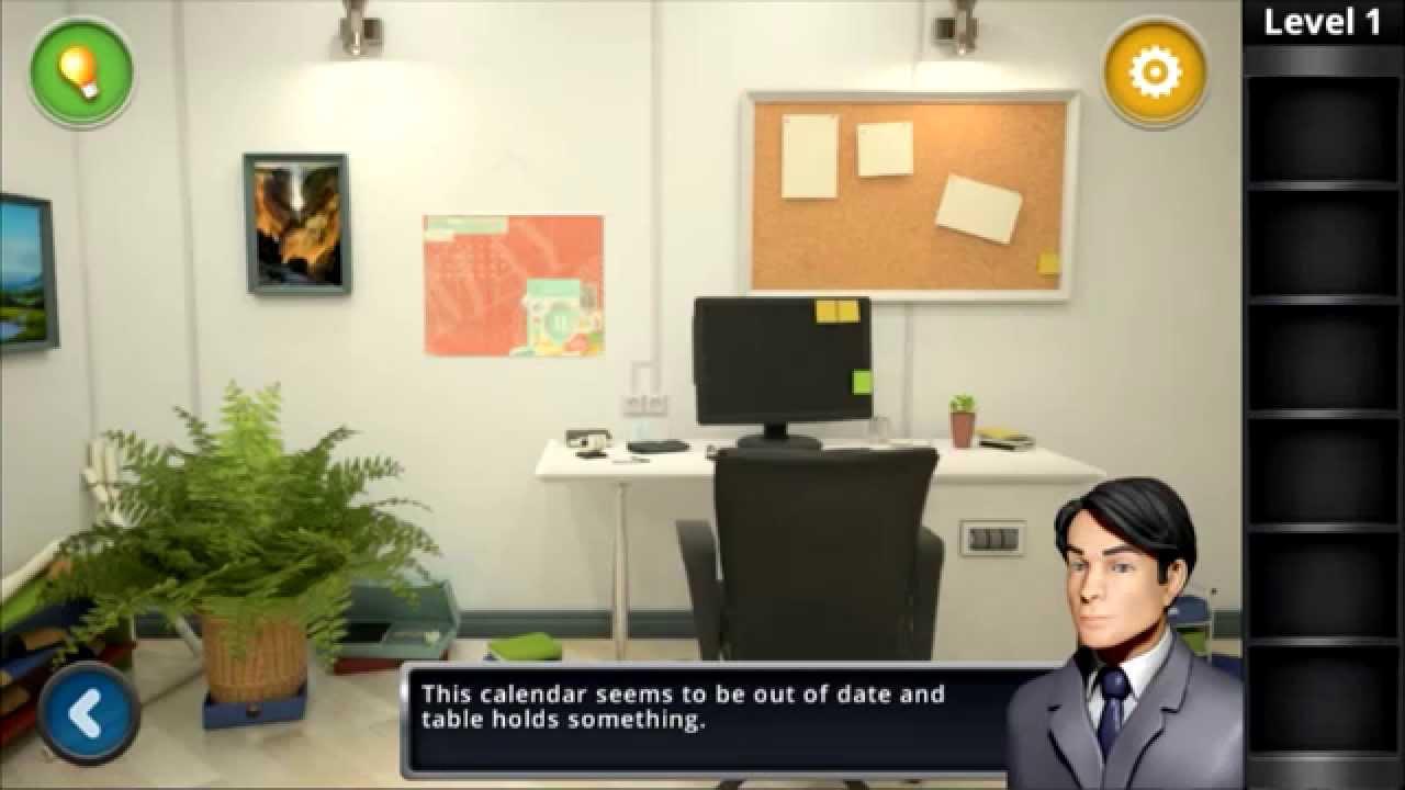 Escape Quest - Level 1 Walkthrough - YouTube