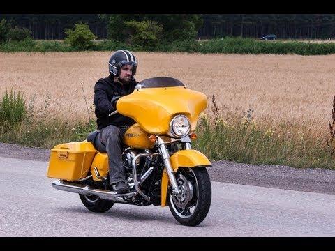 Harley Davidson Street Glide |  Test 2013