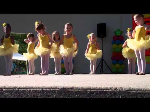 Kiyomi's Duck Dance