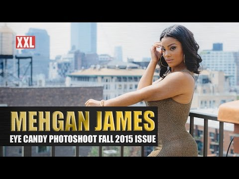 Behind-The-Scenes: Mehgan James XXL Eye Candy Shoot Fall 2015