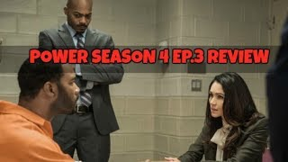 POWER SEASON 4 EPISODE 3 REACTION