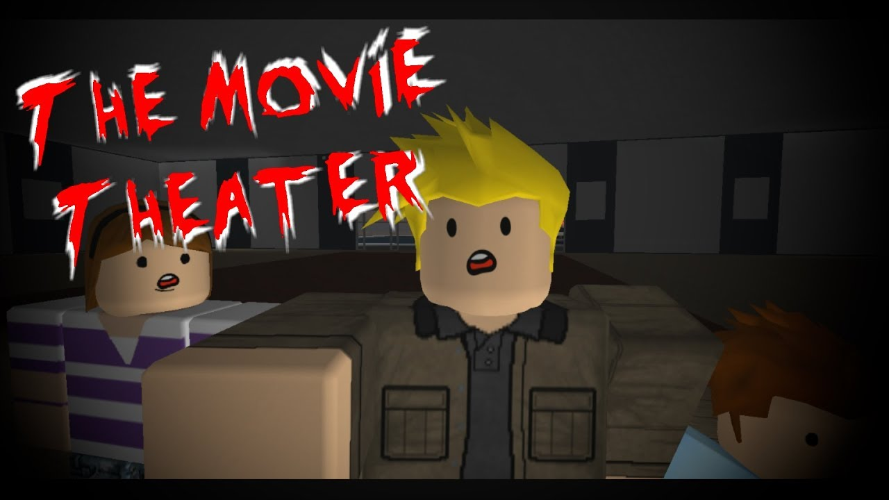 Movie Theater Horror Stories Animated V 1 Roblox Youtube