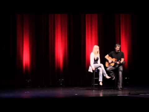 AJ Swearingen performs