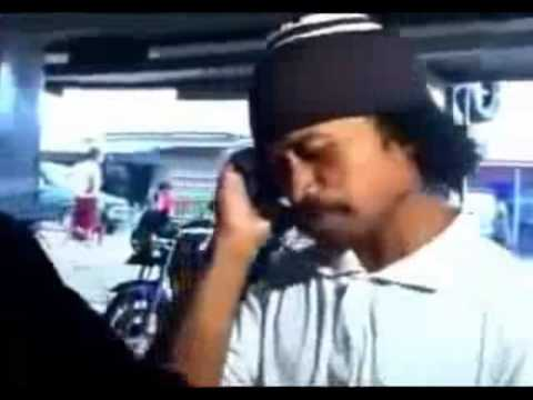 Vidio Lucu : Orang Papua Beli Hp