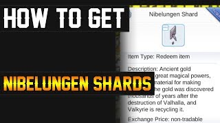 HOW TO GET NIBELUNGEN SHARDS - RAGNAROK M: ETERNAL LOVE