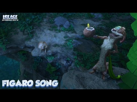 Ice Age: Collision Course | Figaro Song Ft. Arjun Kapoor as Buck | Fox Star India | July 15