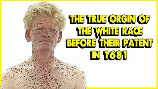 The True Origin of the White race (100% PROOF!!!) 2016