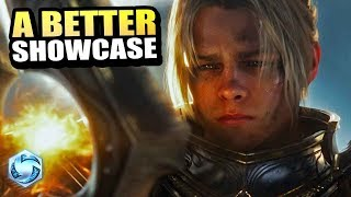 ANDUIN - a better showcase! // Heroes of the Storm PTR