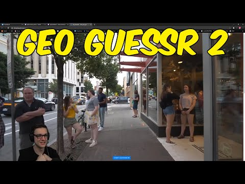 VIDEO. GUESSR. (Cityguesser)