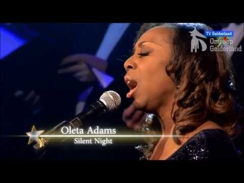 Oleta Adams : Christmas 2011 Live: Silent Night - Get here