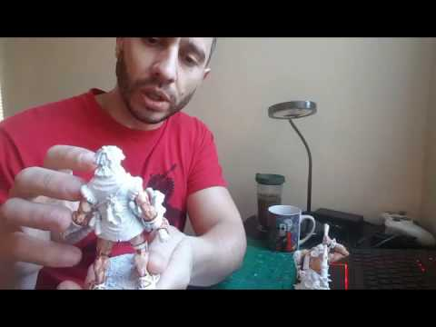 How to paint miniatures with washes and inks: what to buy and basic color painting.