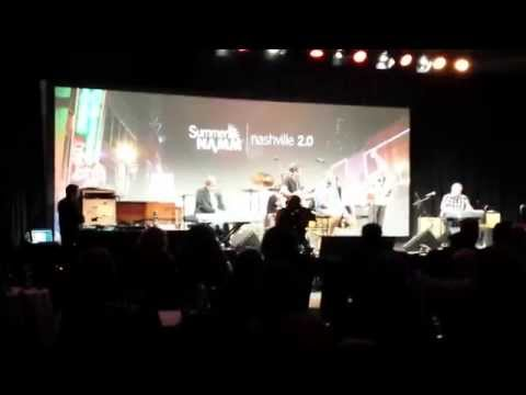NAMM 2014 Nashville with Vince Gill @ Music City Center  #1