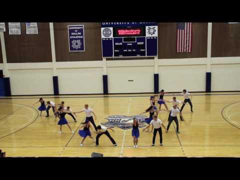 University of Dallas Swing Team Fall 2016