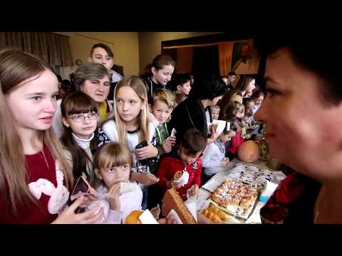 Благодійна ярмарка у Дроговизькому НВК