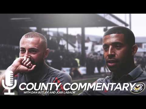 COUNTY COMMENTARY WITH DAN BUTLER AND JOSS LABADIE