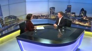 The Business Debate: Vmware Airwatch Talks About Enterprise Mobile Security.
