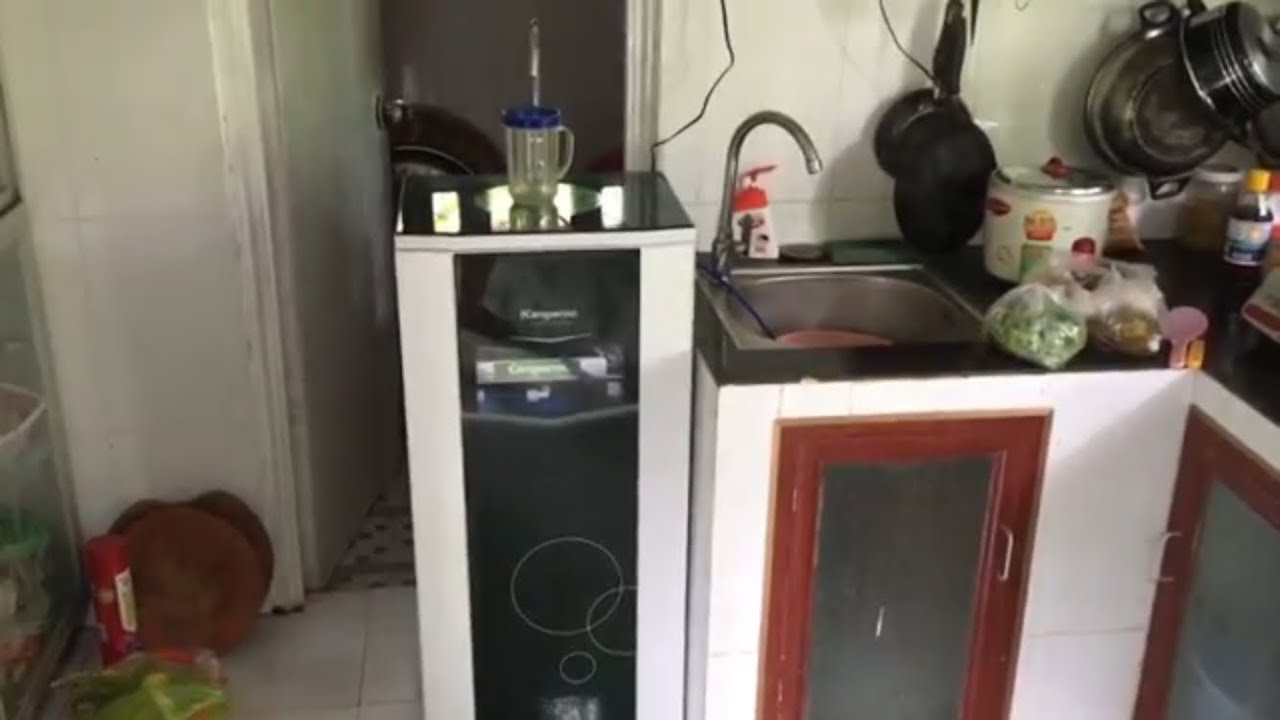Đánh giá máy lọc nước rẻ nhất của Kangagoo sau 2 tuần sử dụng