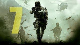 Секс в самолете. Call of Duty: Modern Warfare. Remastered. Вспоминаем молодость.