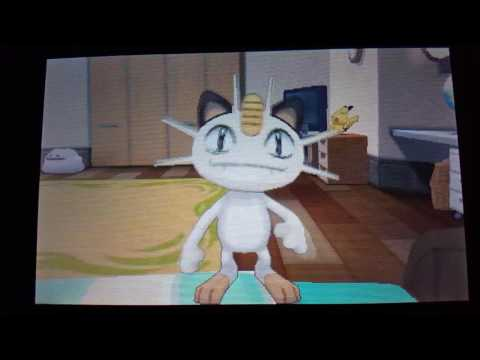 Pokemon Sun/Moon - Meowth Gives Awakening
