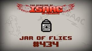 Binding of Isaac: Afterbirth Item guide - Jar of Flies