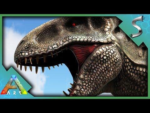 FINALLY WE TAMED AN INDOMINUS REX! - Ark: Jurassic Park [E50]