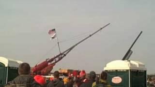 Punkin Chunkin 2008 - Cannons And Trebuchets