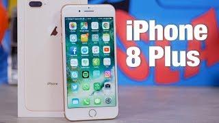 Test iPhone 8 Plus : nouveautés, comparatif, et mon avis